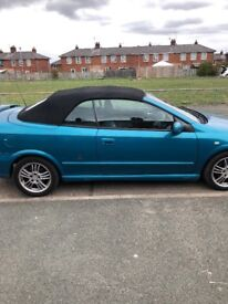 Thinking of selling Astra convertible