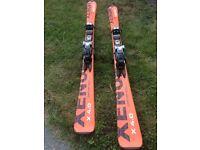 Head Skis and Bindings 163cm