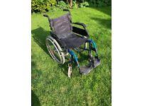 Manual Wheelchair - Roma Medical (RMA)