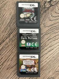 Small Nintendo DS games bundle