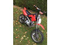 Renthal 110cc dirt bike/pit bike