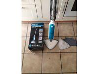 Steam mop £20