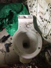 Savoy toilet