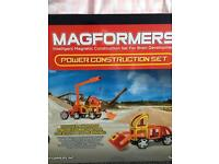 Magformers Power Construction Set - Magnet Toy