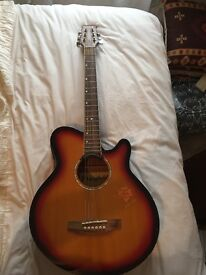 Westfield 6 String Electroacoustic Guitar