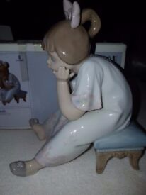Nothing to do !! Retired Lladro