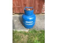Calor Gas Bottle 4.5kg (with gas in it, thought to be half full ?)