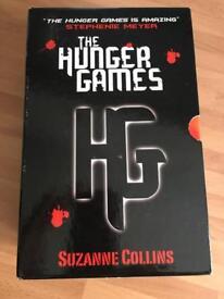 Set of Hunger Games Books