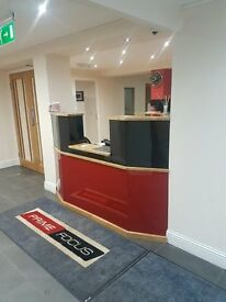 **Modern Offices with Parking to Let Southside Glasgow **