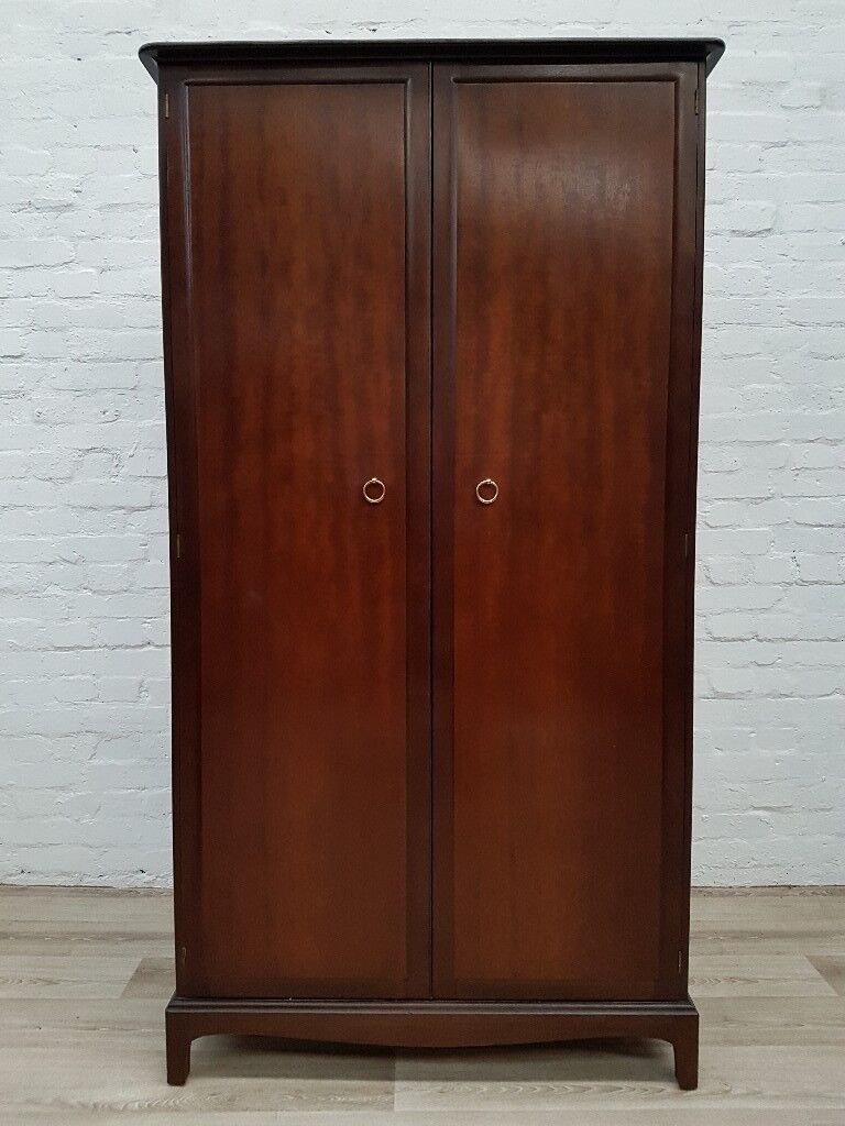 Stag Minstrel Wardrobe (DELIVERY AVAILABLE FOR THIS ITEM OF FURNITURE)