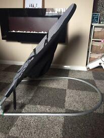 Giant bouncy chair