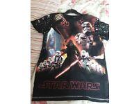 Starwars t shirt