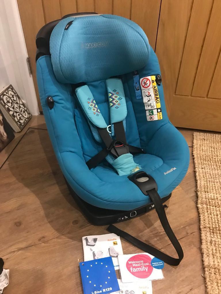 Maxi Cosi Axiss Isofix isize Car Seat