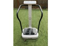 Reviber Plus Vibration Plate with stand