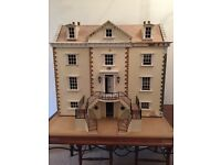 "Kendrew ""Governors Mansion"" 4 story Dolls House"