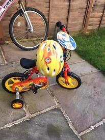 "Fireman Sam bike 12"""