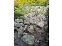 Natural stone bricks free of charge