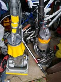 2 Hoover's Spares and repairs