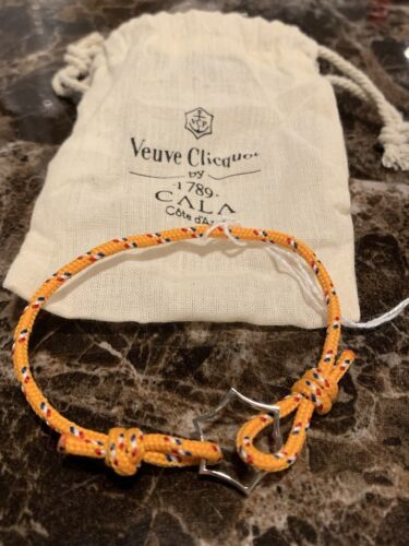 Veuve Clicquot 1789 BY CALA CHARM Bracelet Brand New VCP, Rare Collectable Item