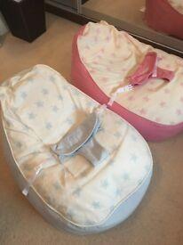 Bambeano Baby Beanbags (x2)