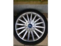"""Ford mondeo st 18"""" wheels"""
