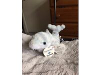 Beanie Babies Collection Surf Bottlenose Dolphin Sea World Edition