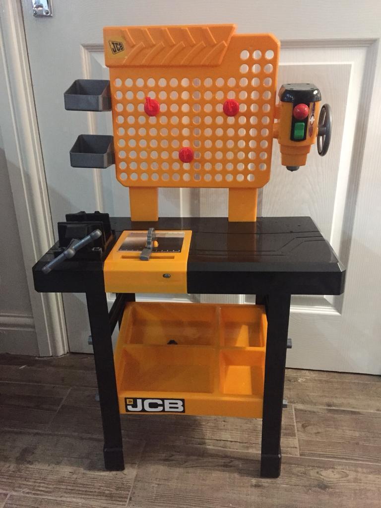 JCB workbench