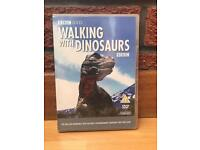 BBCs Walking With Dinosaurs DVD
