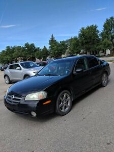 "2003 Nissan Maxima ""SE"" 3.5L V6 automatic $1500"