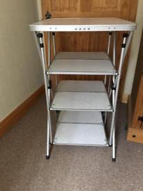 Folding camping unit SOLD SOLD