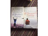Richard Pelzer his 2 books great used condition