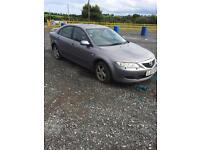 Mazda alloy wheels & tyres x 4 £100
