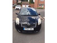 Toyota Yaris 1.3 VVT-i Zinc 3dr£2,695 p/x welcome FREE WARRANTY. NEW MOT