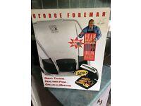 George Foreman Grilling Machine