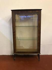 Vintage deco drinks cabinet