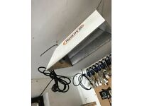 Cheshunt Hydroponics Store - used PlantLite reflector for CFL bulb