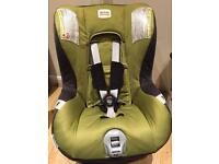 BRITAX CAR SEAT Lime Green💺0-4 years old first class plus baby child car seat