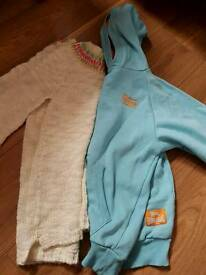 Girls clothes 9-11 years