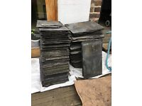 Reclaimed Victorian roof slates x180