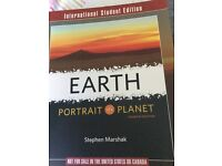 EARTH portrait of a planet Stephen Marshak