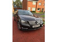 Mercedez Benz C220 CDI AMG sport CDI Blueefficiency