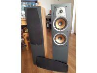 Floor standing speakers 200 Watt £50