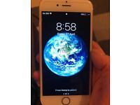 Rose Gold 64gb IPhone 6s