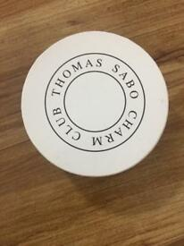 Brand new dark silver Thomas Sabo bracelet, perfect condition
