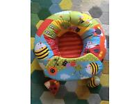 Support seat baby seat inflatable