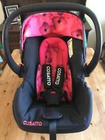 Cosatto Hold Car Seat - Tropico