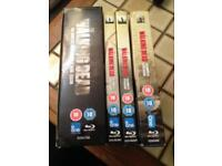 Walking dead season 1-6 blu ray