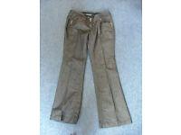 Pair Ladies NEXT Slim Bootfit Jeans Size 12L