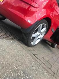 """Vauxhall wheels 17"""" alloys"""
