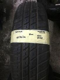 185/80/14 Jupiter Tyre